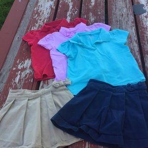 School Uniform Dress Code Lot Bundle size 4 or 4T